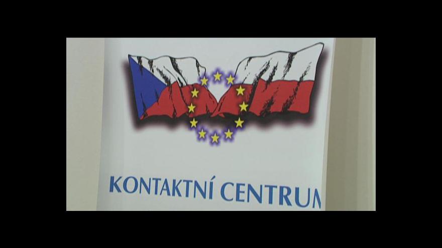 Video Ekonomika ČT24: Budoucnost česko-polské hospodářské spolupráce