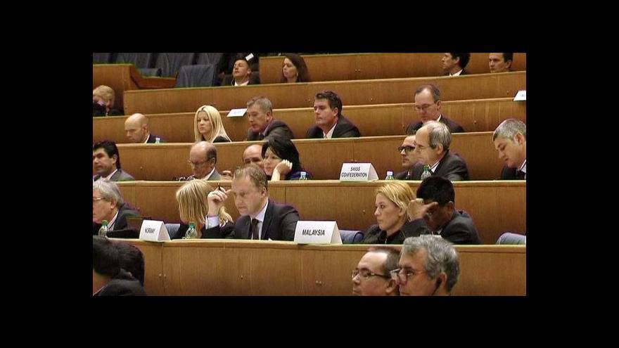 Video Dárcovská konference v Sarajevu vybrala 300 milionů