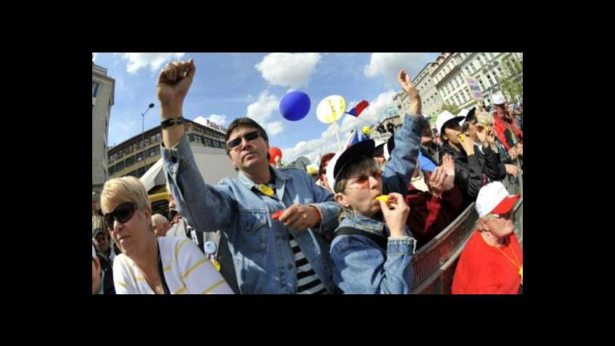 Video Události: Reportáž Petra Vaška
