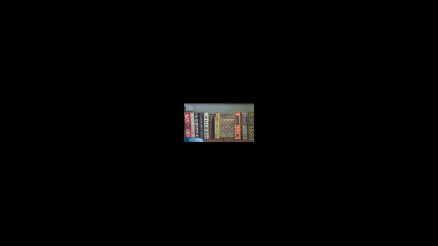 Video K čemu krásné knihy?