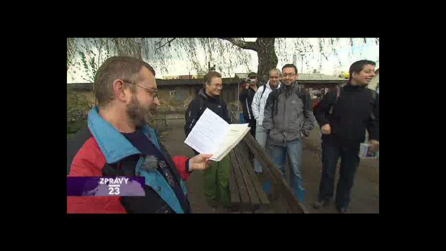 Video Reportáž Jakuba Kajtmana