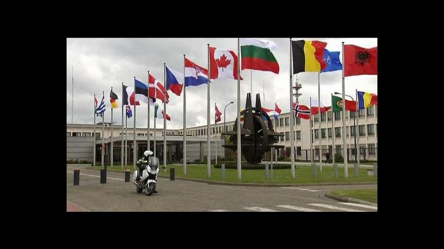 Video NATO bude jednat o budoucnosti Afghánistánu
