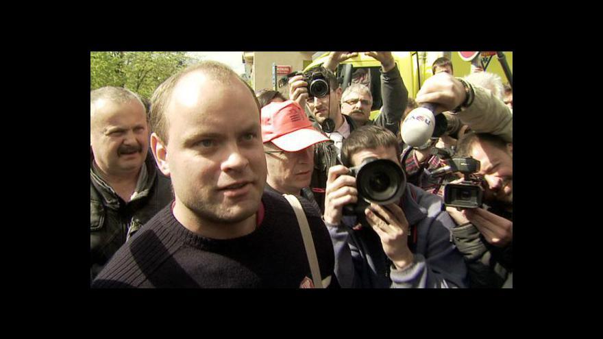 Video Reportáž Ondřeje Koutského a Terezy Stárkové