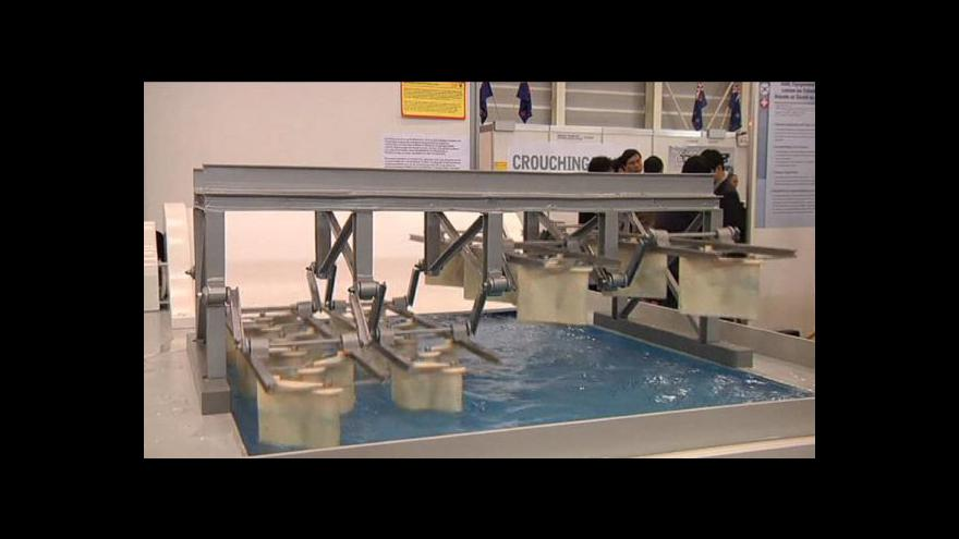 Video Ekonomika ČT24: Veletrh vynálezců v Ženevě