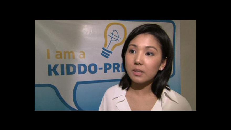 Video Ekonomika ČT24: Filipínské děti se učí podnikat