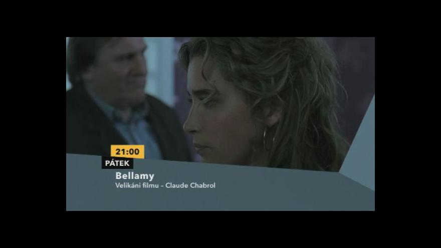 Video Ukázka z filmu Bellamy