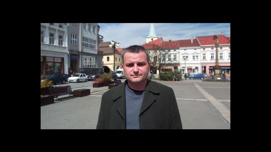 Video Reportáž Jana Gogoly ml. v Událostech v regionech (Brno)