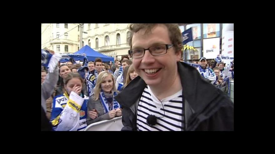Video Reportáž Víta Klusáka v Událostech v regionech (Brno)