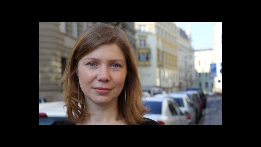 Video Reportáž Eriky Hníkové v Událostech v regionech (Brno)