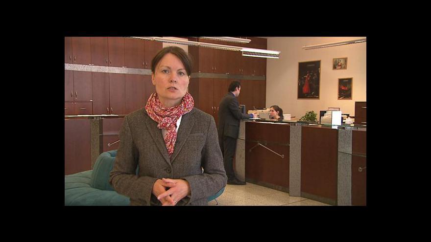 Video Události: Reportáž Hany Vorlíčkové