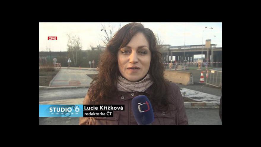 Video Vstup Lucie Křížkové