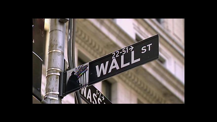 Video Ekonomika ČT24: Růst napříč světovými burzami