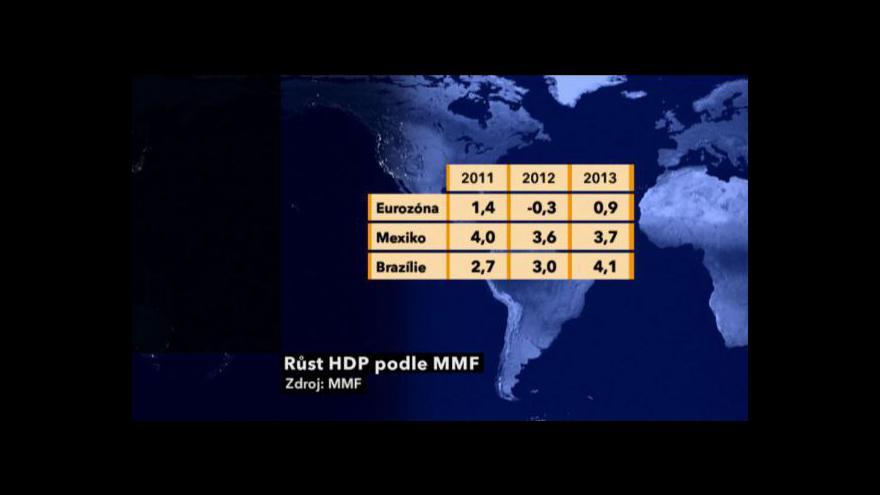 Video Světové ekonomické fórum v Mexiku