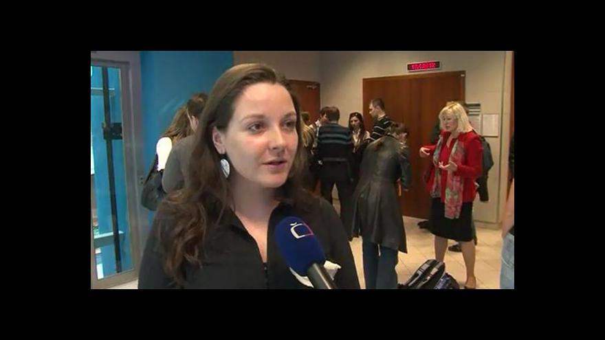 Video Rozhovor se svědkyní, novinářkou Lucií Kavanovou