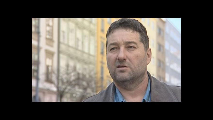 Video Ředitel výstavby Michal Malásek o opravách