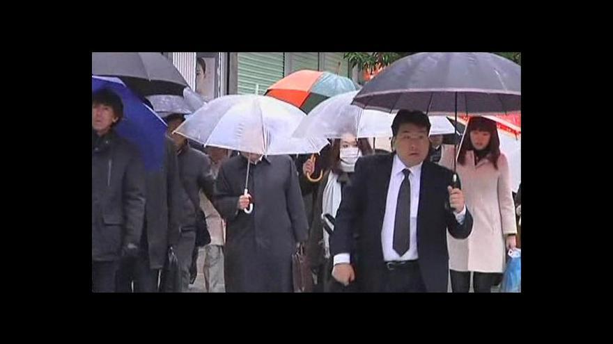 Video Ekonomika ČT24: Japonsko se chystá půjčit Evropě