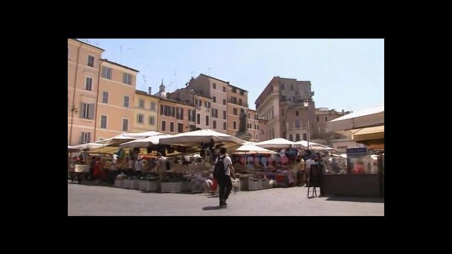 Video Ekonomika ČT24: Cestovnímu ruchu se daří