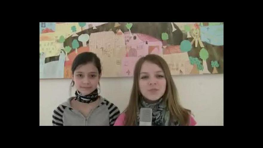 Video Reportáž Báry Štěpánské a Karolíny Hercikové