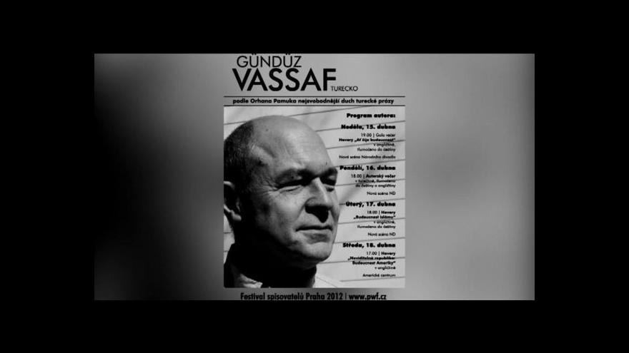 Video Rozhovor s Gündüzem Vassafem