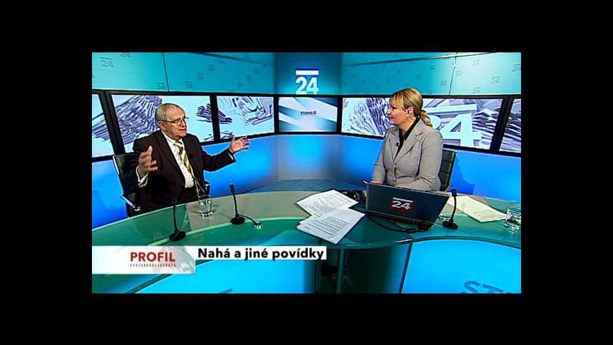 Video Profil s Jiřím Suchým