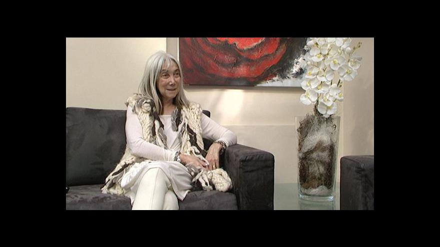 Video Rozhovor s Maríí Kodamaovou