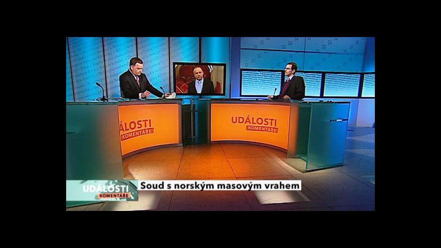 Video Rozhovor s Petrem Francem a Tomášem Trampotou