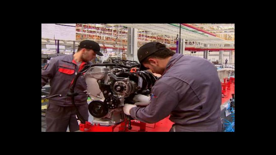 Video Čína drží bulharskou ekonomiku