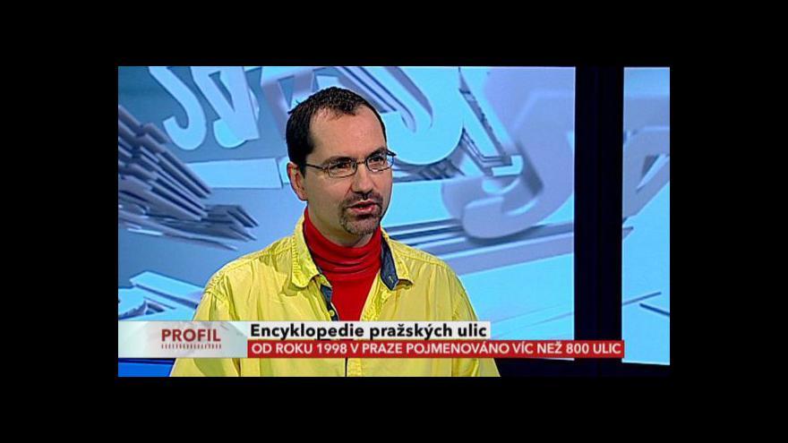 Video Rozhovor s Markem Lašťovkou