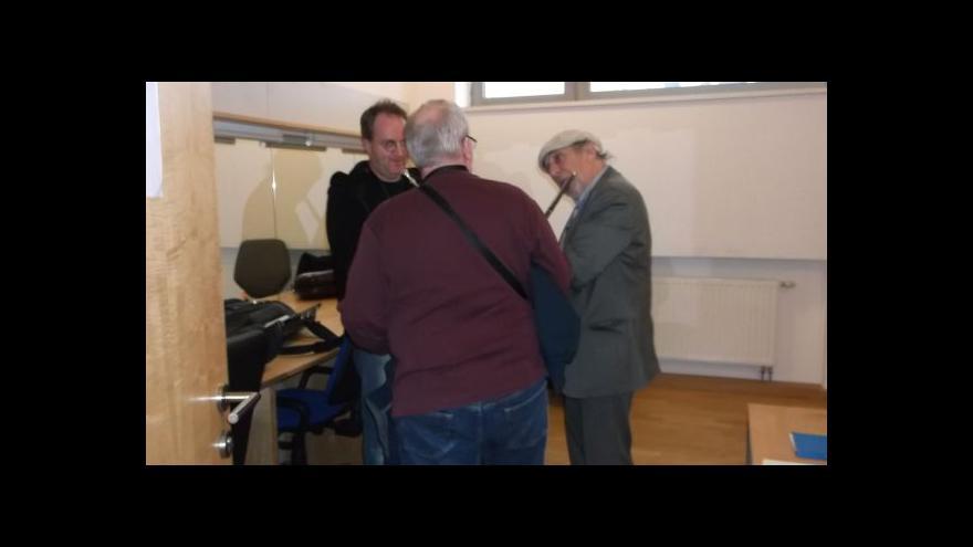 Video No comment:Jiří Stivín