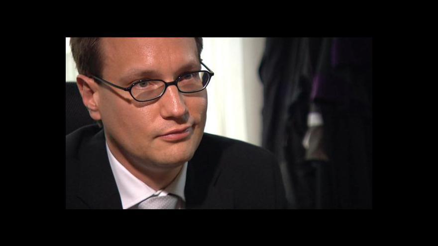 Video Rozhovor s Janem Šottem