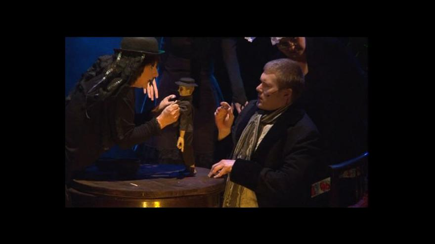 Video Ukázky z představení Kytice