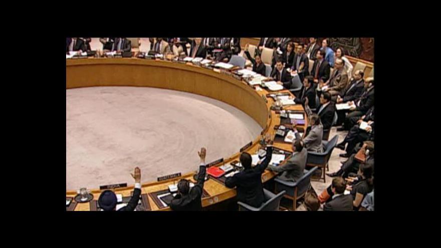 Video Do Sýrie míří pozorovatelé z OSN