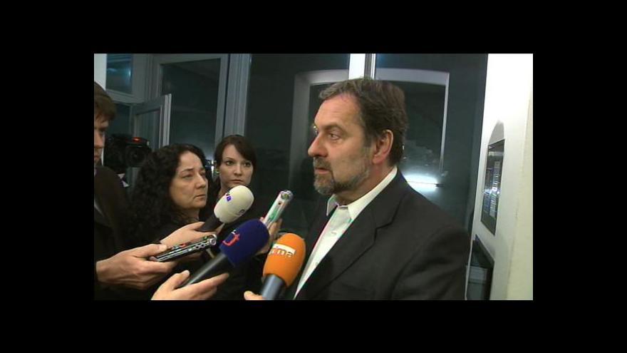 Video Vyjádření Radka Johna po jednání grémia VV