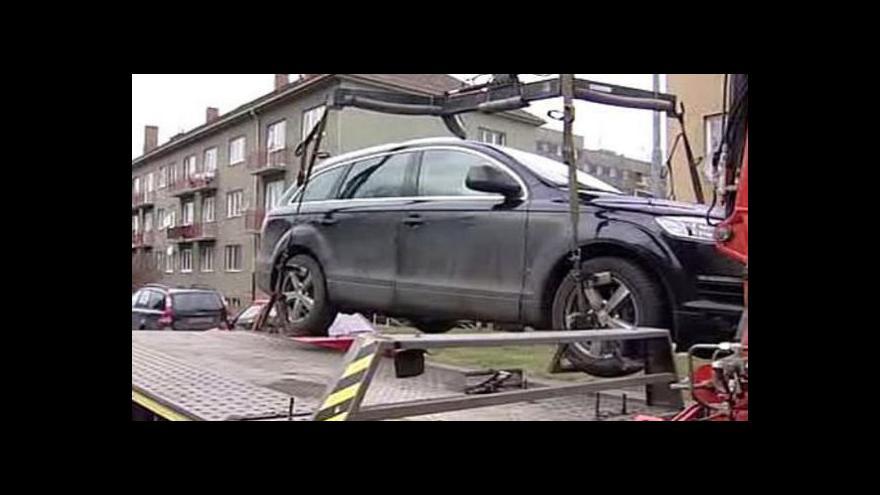 Video Miroslav Zamazal o tom, jak mu odtáhli auto
