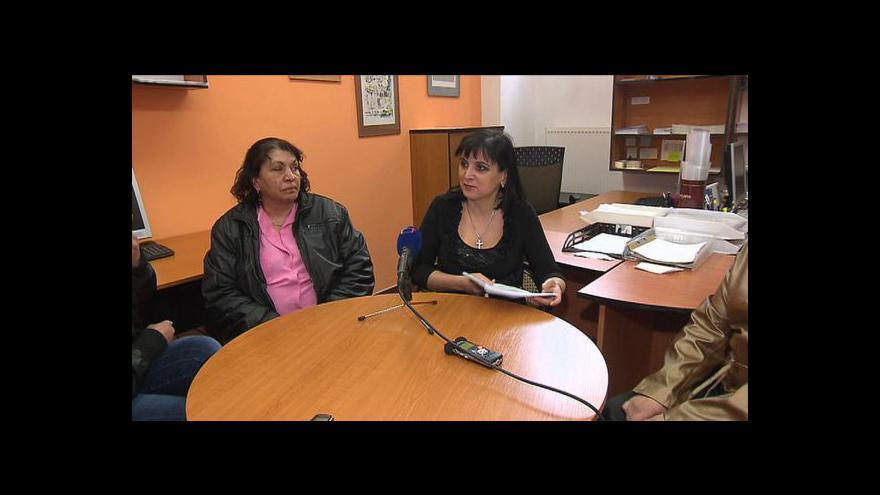Video Brífink Kláry Samkové