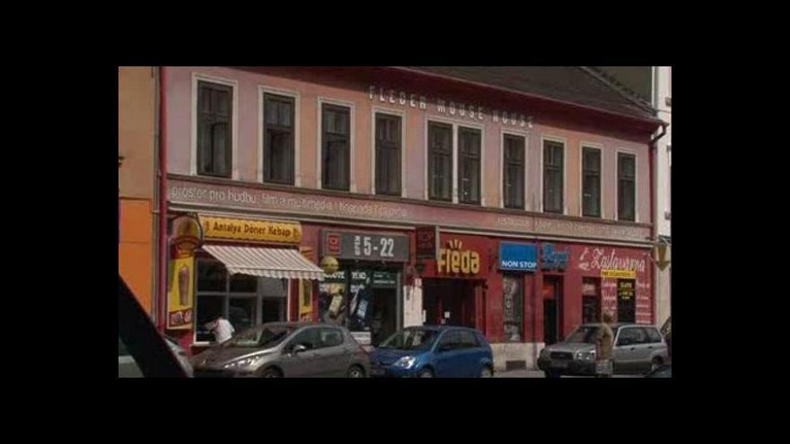 Video Vyjádření provozovatele klubu Fléda Lukáše Stary
