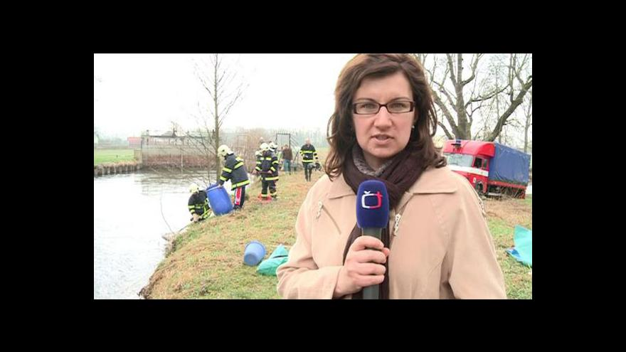 Video Reportáž Radky Štědré a Evy Knajblové