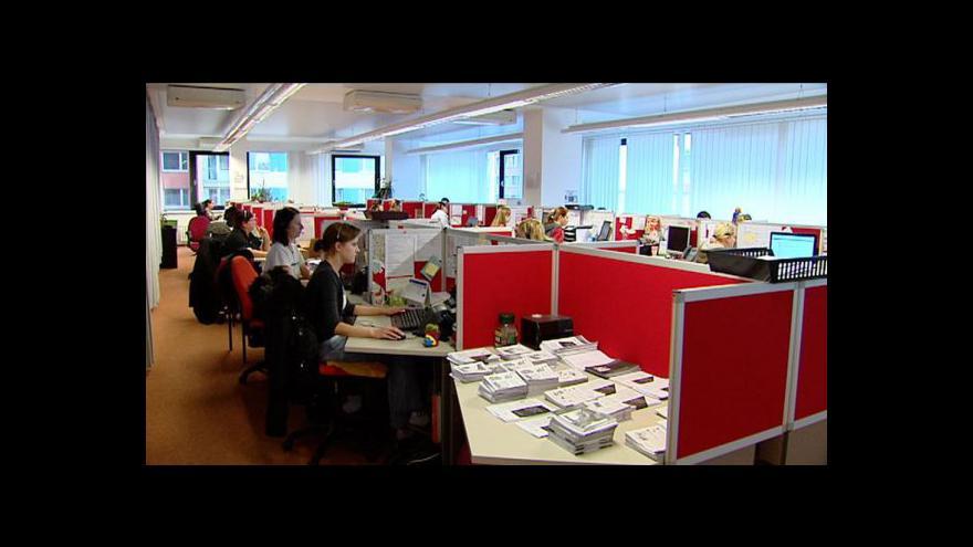 Video Události: Reportáž Vandy Kašové a Barbory Jelínkové