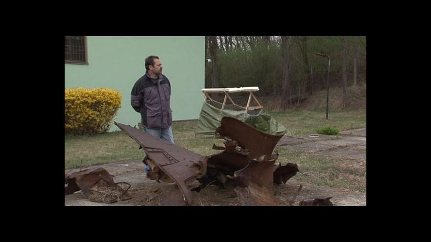 Video Hovoří odborník z MZM Vlastimil Schildberger