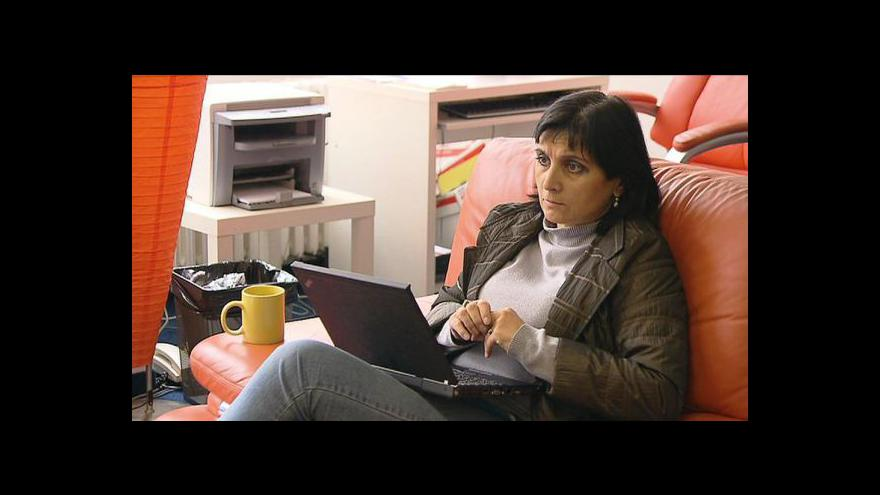Video Telefonát Kláry Samkové