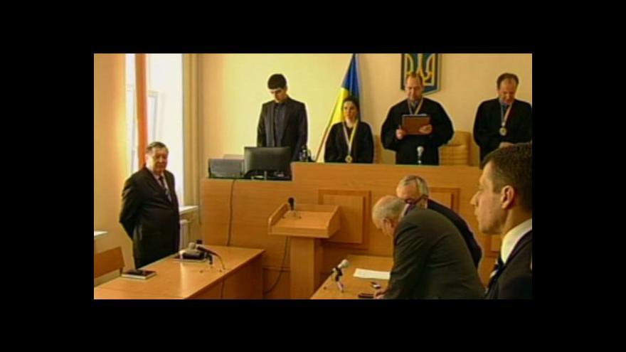 Video Ukrajina trestá dalšího Tymošenkovce