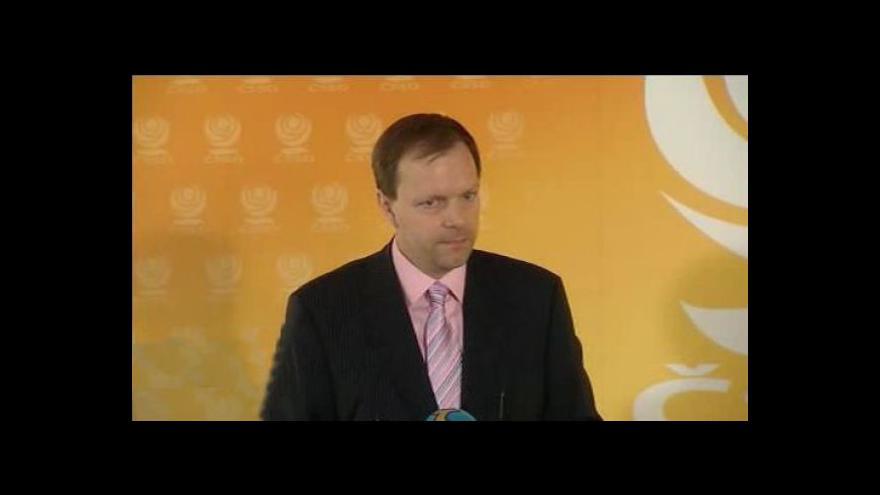 Video Marcel Chládek o financování škol a reakce Waltera Bartoše