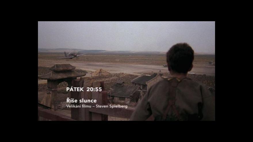 Video Ukázka z filmu Říše slunce