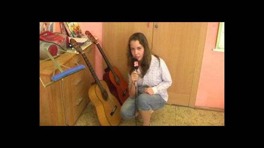 Video Reportáž Jiřiny Mlatečkové