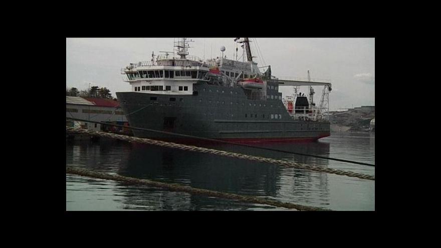 Video Chorvatsko zavírá průmyslové přístavy
