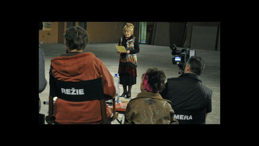 Video Rozhovor s Jiřím Strachem