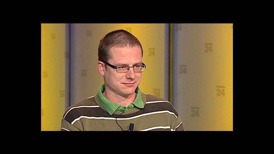 Video Rozhovor s Michalem Slezákem