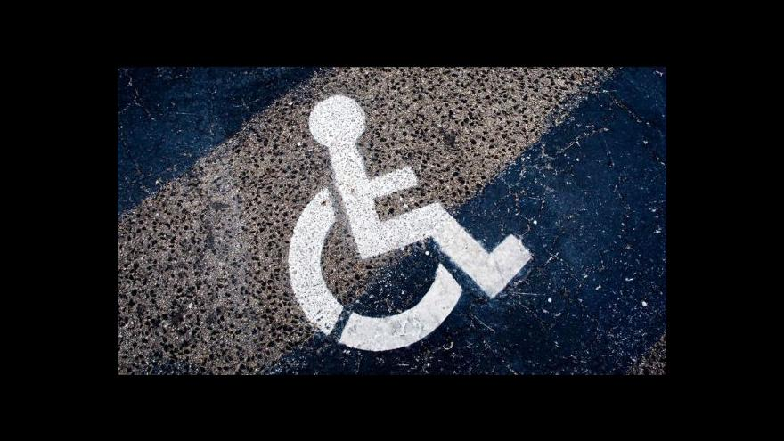 Video Senát rozhoduje o dotacích na automobily pro zdravotně postižené
