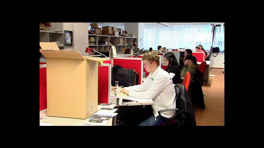Video Míra nezaměstnanosti v březnu klesla