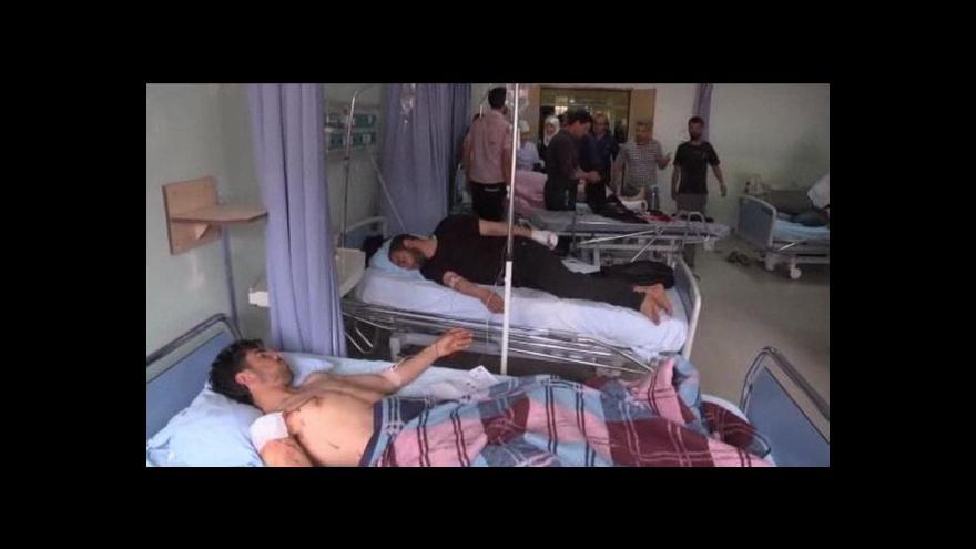 Video Sýrie: boje pokračují, příměří ohroženo